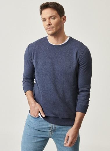 AC&Co / Altınyıldız Classics Sweatshirt Lacivert
